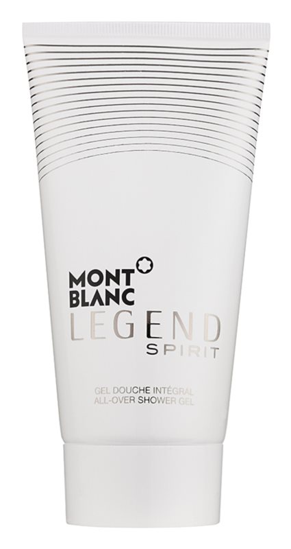 Montblanc Legend Spirit Shower Gel for Men 150 ml