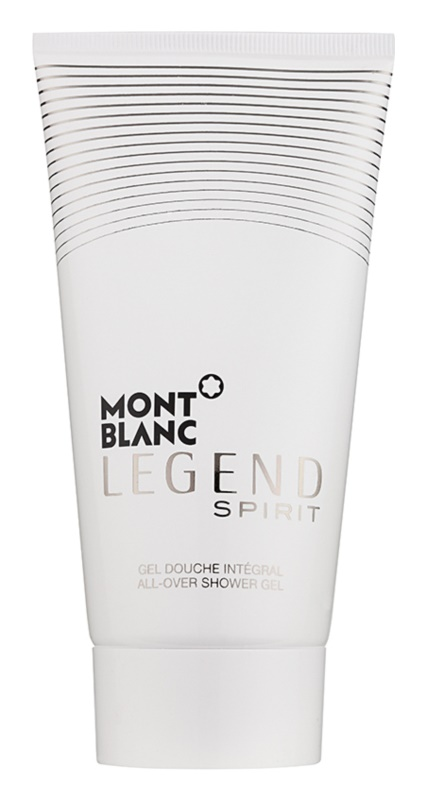 Montblanc Legend Spirit żel pod prysznic dla mężczyzn 150 ml