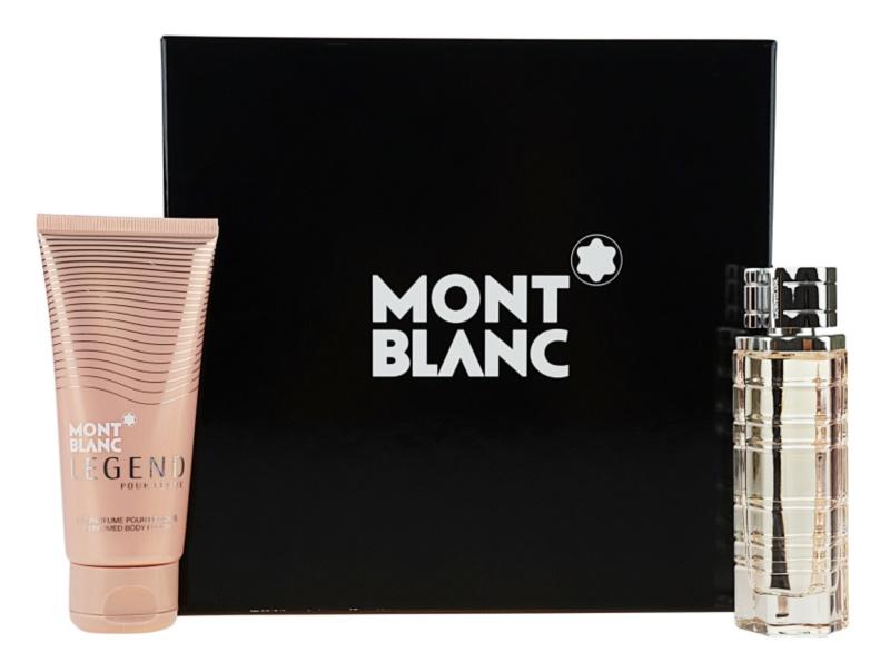 Montblanc Legend Pour Femme set cadou IV.