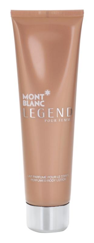 Montblanc Legend Pour Femme telové mlieko pre ženy 150 ml