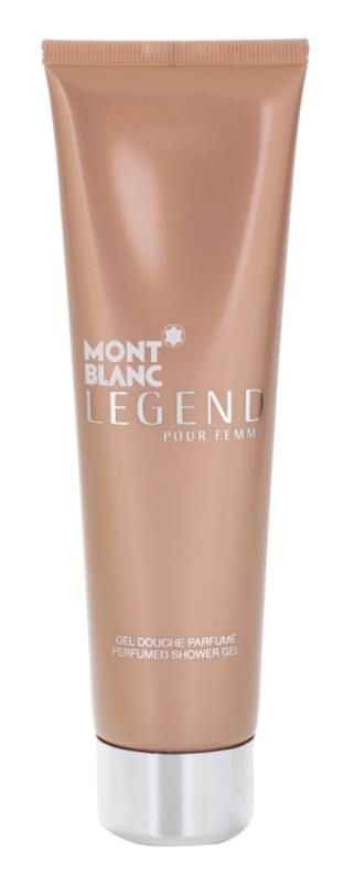 Montblanc Legend Pour Femme sprchový gél pre ženy 150 ml