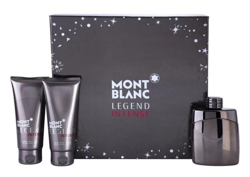 Montblanc Legend Intense dárková sada I.