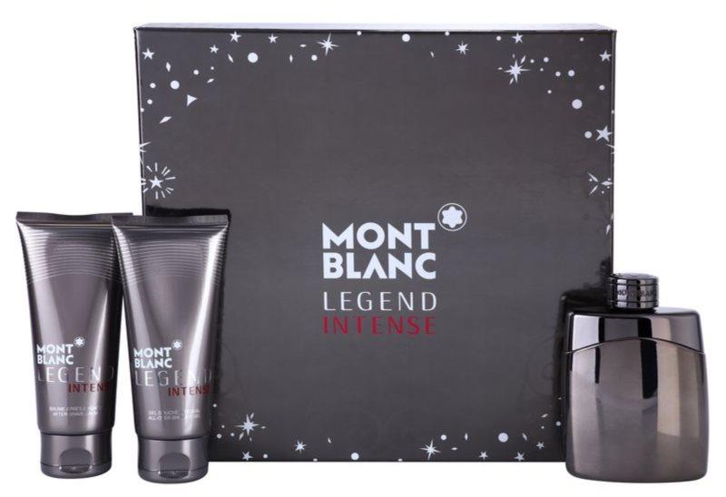 Montblanc Legend Intense lote de regalo I.