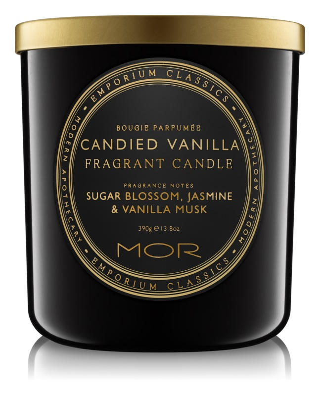 MOR Candied Vanilla Scented Candle 390 g