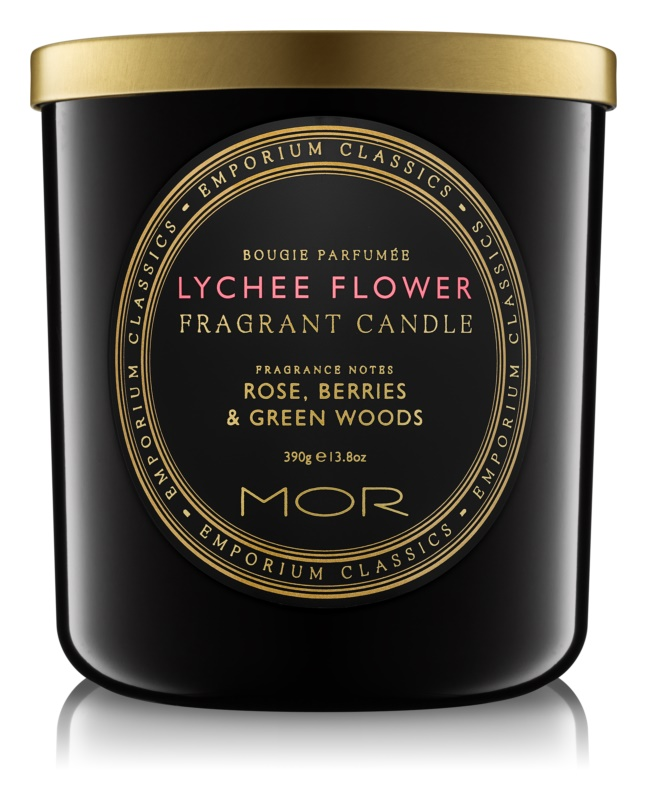 MOR Lychee Flower Scented Candle 390 g