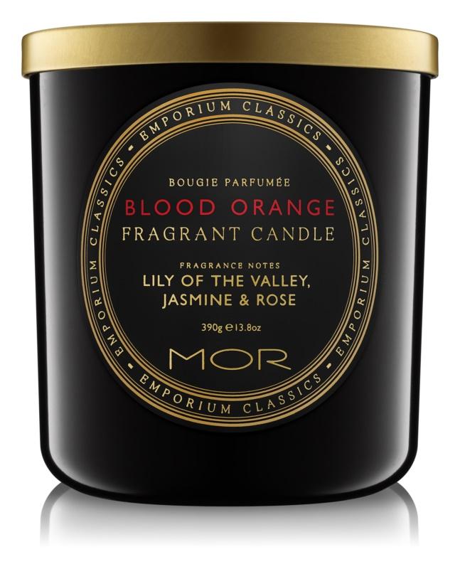 MOR Blood Orange Geurkaars 390 gr