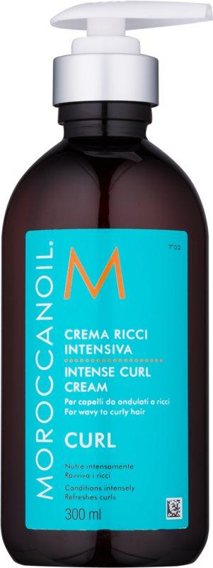 Moroccanoil Curl creme hidratante para cabelos encaracolados e ondulados