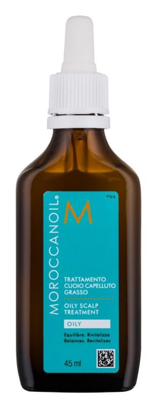 Moroccanoil Treatment kuracja do włosów do tłustej skóry głowy