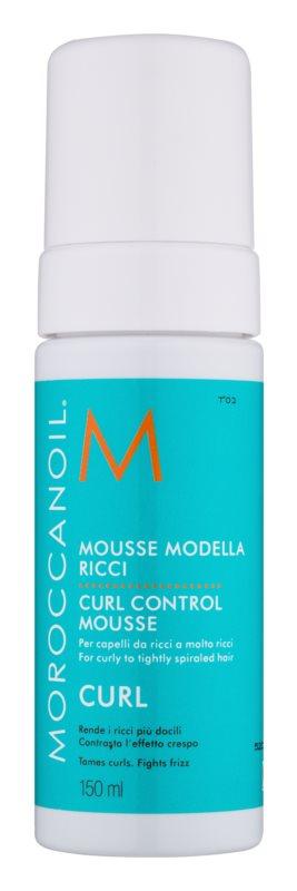 Moroccanoil Curl pena za valovite lase