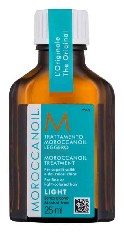 Moroccanoil Treatment hajkúra finom és lesimuló hajra