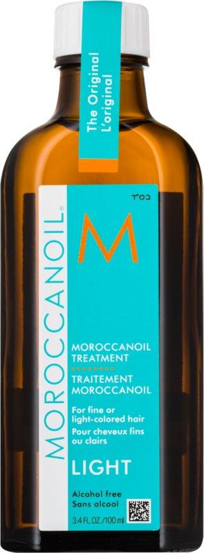 Moroccanoil Treatment olje za tanke, barvane lase
