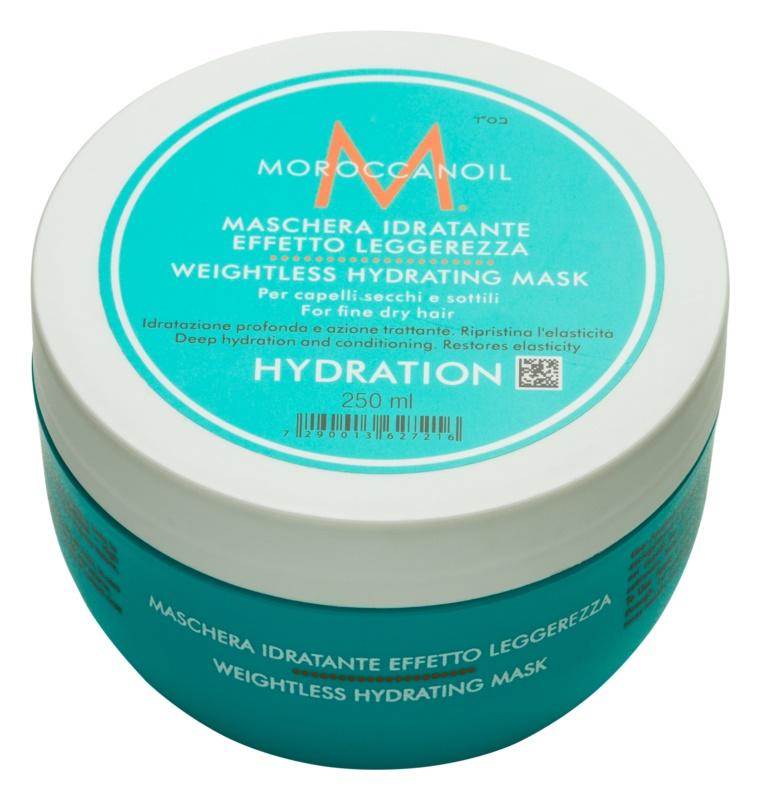 Moroccanoil Hydration maska pre suché a slabé vlasy