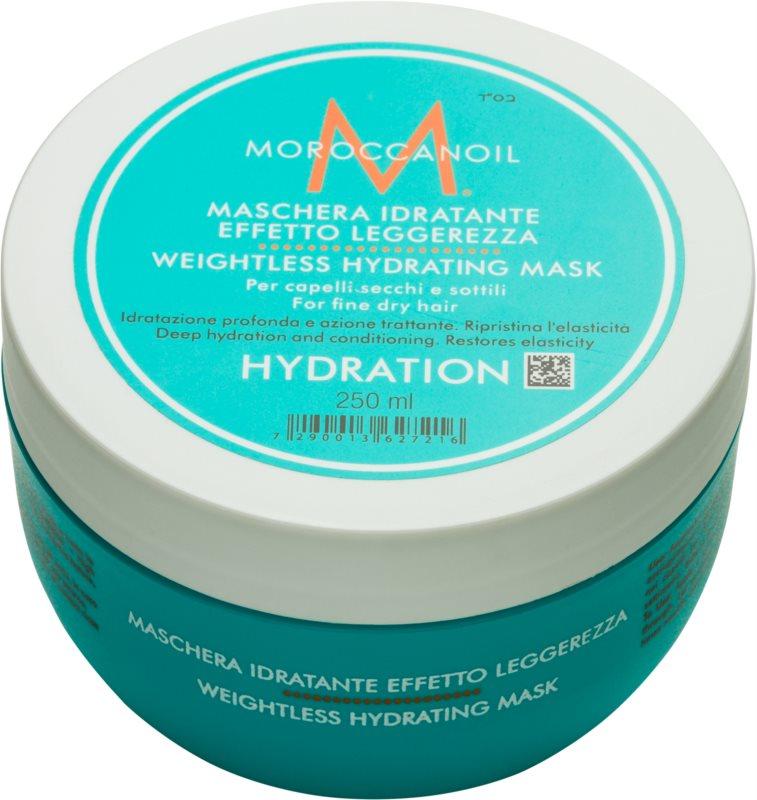 Moroccanoil Hydration maska pro suché a křehké vlasy