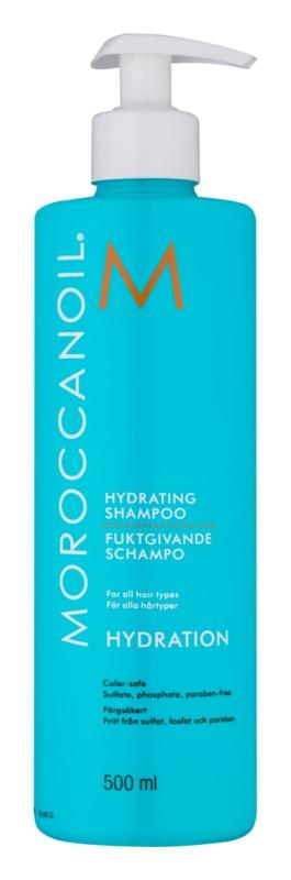 Moroccanoil Hydration hydratační šampon s arganovým olejem