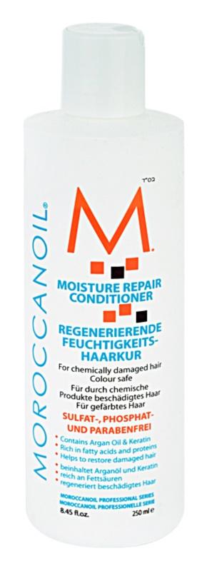 Moroccanoil Moisture Repair kondicionér pro poškozené, chemicky ošetřené vlasy
