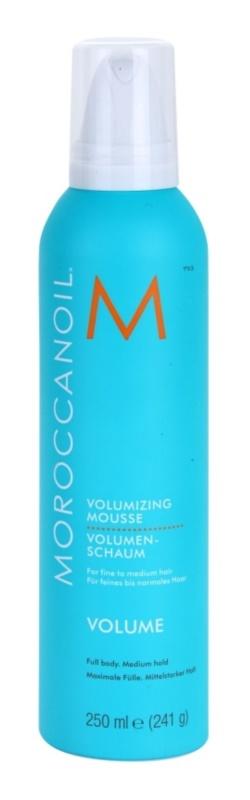 Moroccanoil Volume stylingová pena pre objem