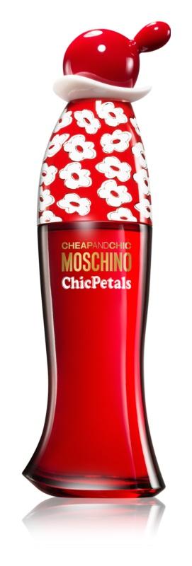 Moschino Cheap & Chic Chic Petals eau de toilette nőknek 100 ml
