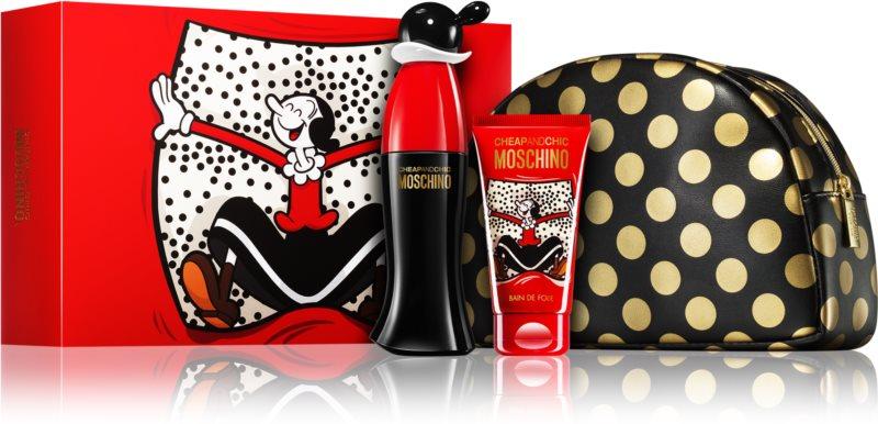 Moschino Cheap & Chic confezione regalo VII.