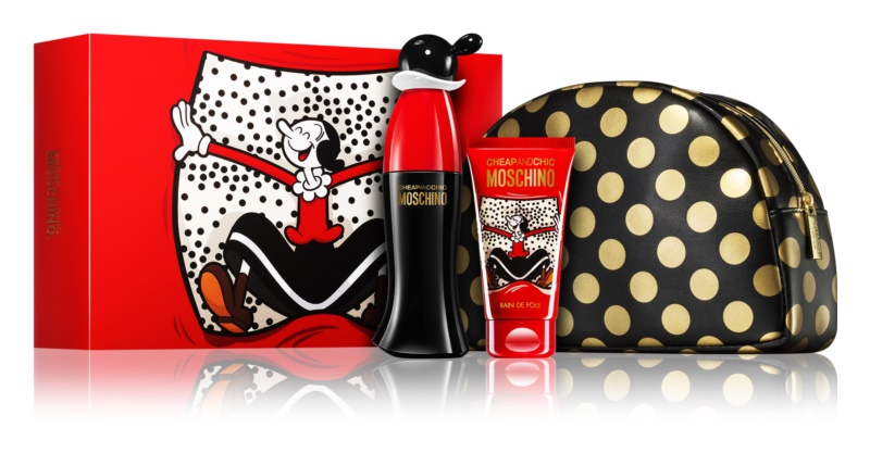 Moschino Cheap & Chic Gift Set VII.