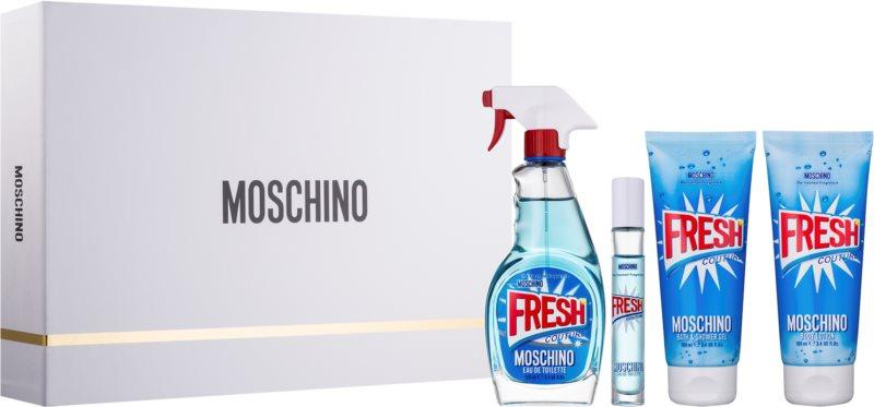Moschino Fresh Couture dárková sada V.