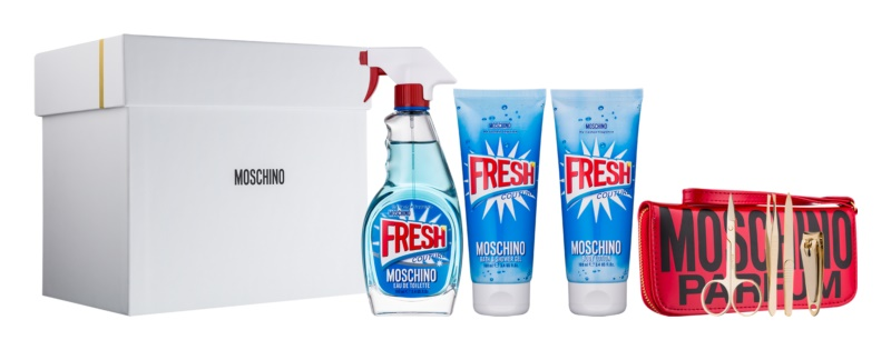 Moschino Fresh Couture zestaw upominkowy IV.