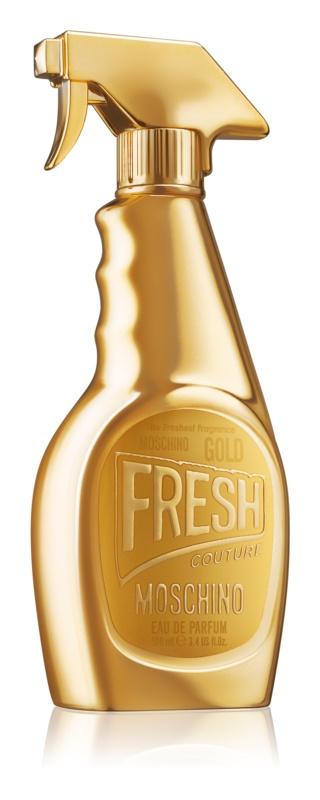 Moschino Gold Fresh Couture eau de parfum pentru femei 100 ml