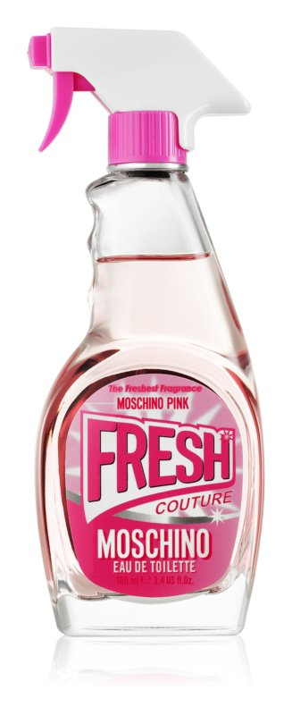 Moschino Fresh Couture Pink eau de toilette per donna 50 ml
