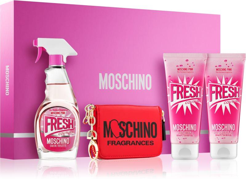 Moschino Fresh Couture Pink darčeková sada III.