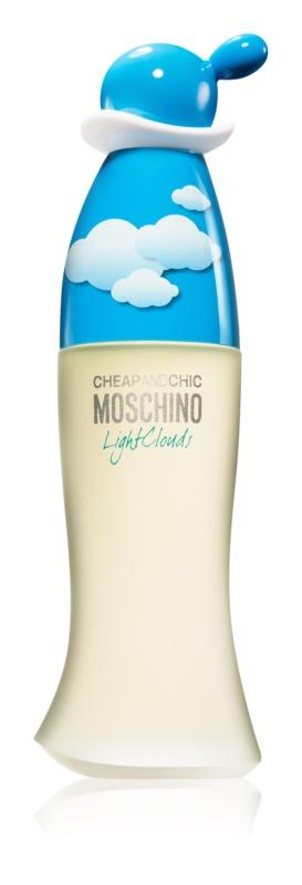Moschino Light Clouds eau de toilette pentru femei 100 ml