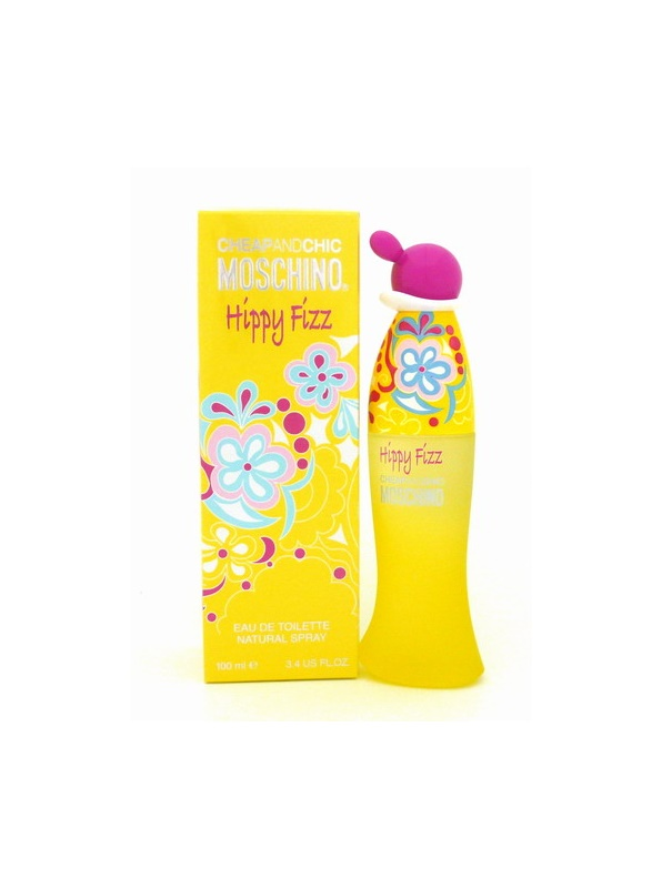 Moschino Hippy Fizz eau de toilette per donna 100 ml