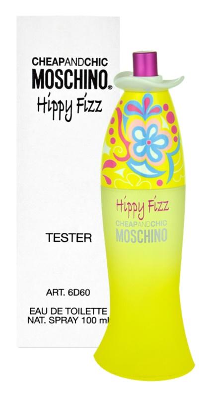 Moschino Hippy Fizz eau de toilette teszter nőknek 100 ml