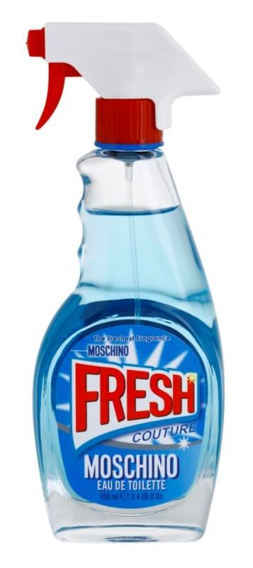 Moschino Fresh Couture toaletní voda pro ženy 100 ml