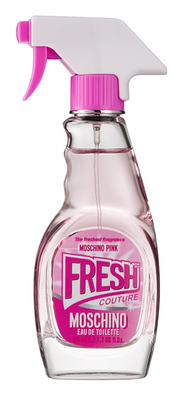 Moschino Fresh Couture Pink Eau de Toilette für Damen 50 ml