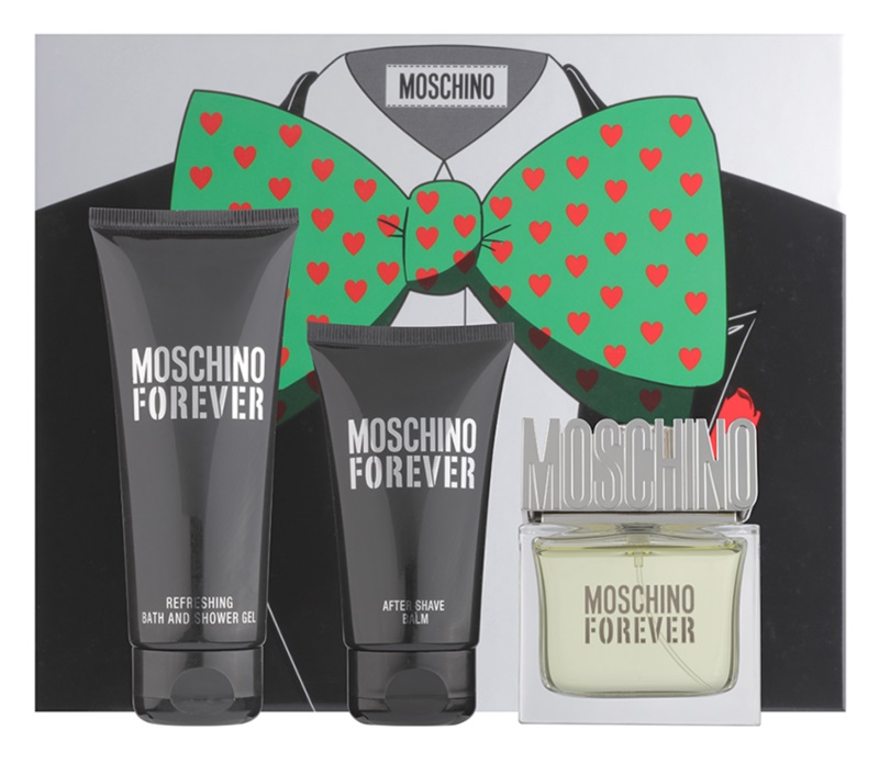 Moschino Forever zestaw upominkowy IV.