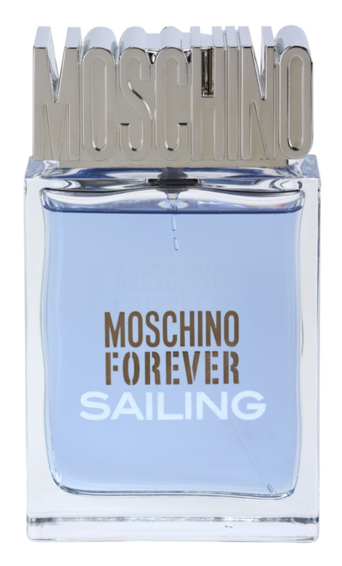 Moschino Forever Sailing Eau de Toilette für Herren 100 ml