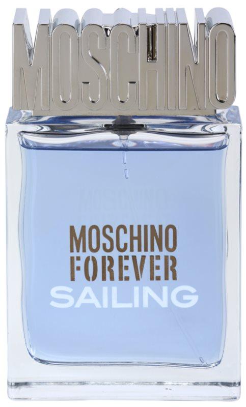 Moschino Forever Sailing toaletná voda pre mužov 100 ml