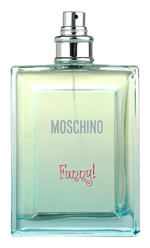 Moschino Funny! toaletná voda tester pre ženy 100 ml