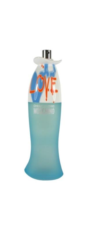 Moschino I Love Love woda toaletowa tester dla kobiet 100 ml