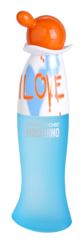 Moschino I Love Love Αποσμητικό με ψεκασμό για γυναίκες 50 μλ