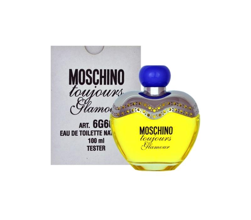 Moschino Toujours Glamour woda toaletowa tester dla kobiet 100 ml