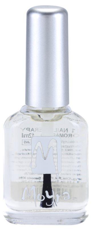 Moyra Nail Therapy зміцнюючий лак для нігтів