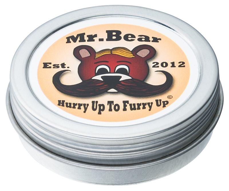 Mr Bear Family Original vosk na knír