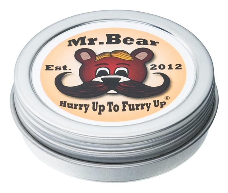 Mr Bear Family Original wosk do wąsów
