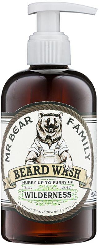 Mr Bear Family Wilderness szampon do brody