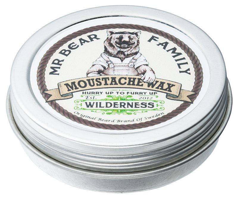 Mr Bear Family Wilderness vosek za brke