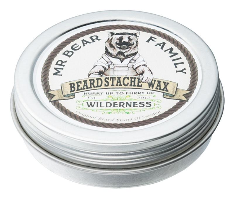 Mr Bear Family Wilderness vosek za brado