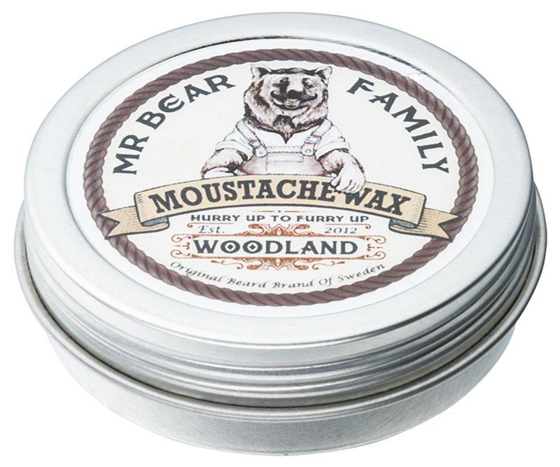 Mr Bear Family Woodland vosek za brke