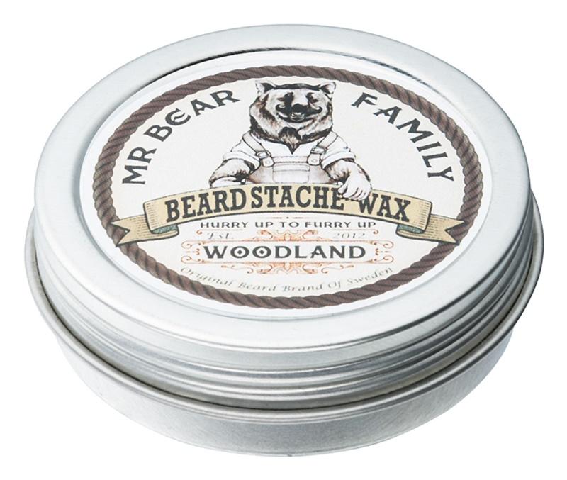 Mr Bear Family Woodland Bartwachs