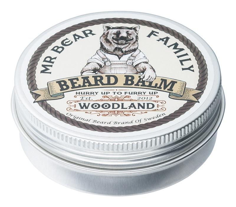 Mr Bear Family Woodland bálsamo para la barba