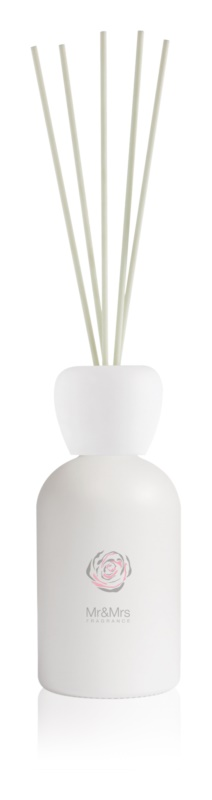 Mr & Mrs Fragrance Blanc Florence Talcum Powder Aroma Diffuser With Filling 250 ml
